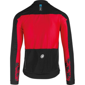 assos Mille GT Winter Jacket national red